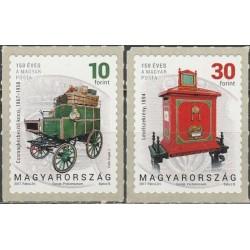 Hungary 2017. Post history