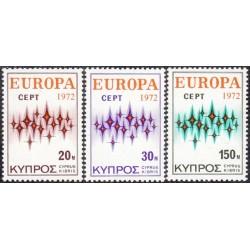 Kipras 1972. Europa CEPT
