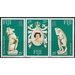 Fidžis 1978. Karalienė...