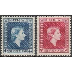 New Zealand 1954. Elisabeth II