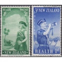 Naujoji Zelandija 1958....