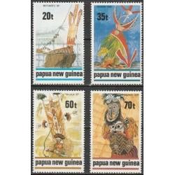 Papua New Guinea 1989....
