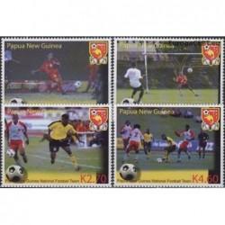 Papua New Guinea 2004. Soccer
