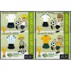 Papua New Guinea 2006. FIFA...
