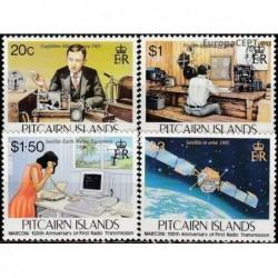 Pitcairn Islands 1995. Radio