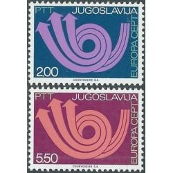 Jugoslavija 1973. CEPT:...