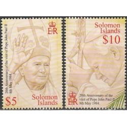 Solomon Islands 2004. John...