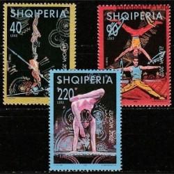 Albania 2002. Circus