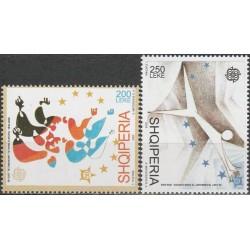 Albanija 2005. Serijai...