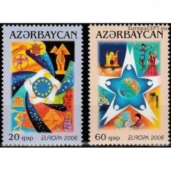 Azerbaijan 2006. Cultures