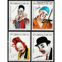 Gibraltar 2002. Circus...