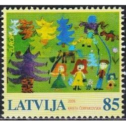 Latvia 2006. Europa...