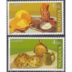 Moldova 2005. Food and cuisine