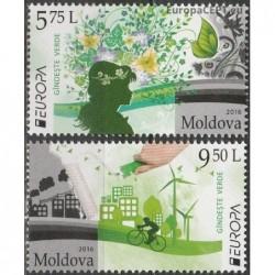 Moldova 2016. EUROPA: Think...