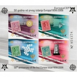Montenegro 2006. Stamps on...