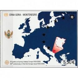 Juodkalnija 2006. Europos...
