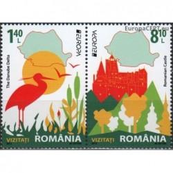 Rumunija 2012. Europa...