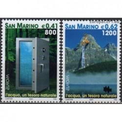 San Marino 2001. Europa...