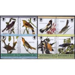 Montseratas 1985. Paukščiai