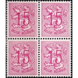 Belgija 1959. Herbas