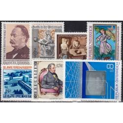Austria. Set of new stamps VII