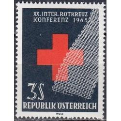 Austria 1965. Red Cross