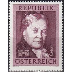 Austrija 1966. Rašytoja