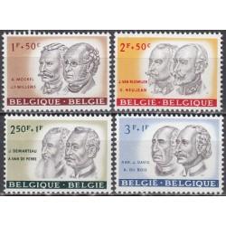 Belgija 1961. Žymūs žmonės