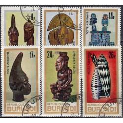 Burundis 1967. Tradiciniai...