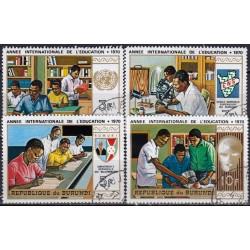Burundis 1970. Švietimas