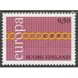 Suomija 1971. CEPT:...
