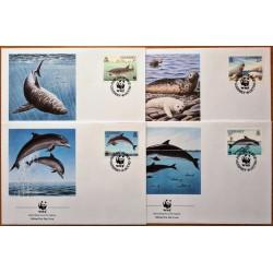 Guernsey 1990. WWF: Marine...