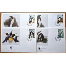 Falkland Islands 1991. WWF:...