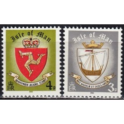 Isle of Man 1979. Coat of Arms