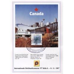 Kanada 1987. Kalgario...