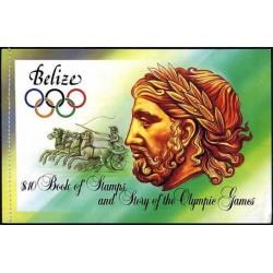 Belizas 1984. Olimpinių...