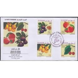Tunisia 2009. Fruits and...