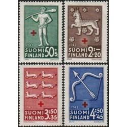 Finland 1943. Red Cross