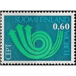 Suomija 1973. CEPT:...