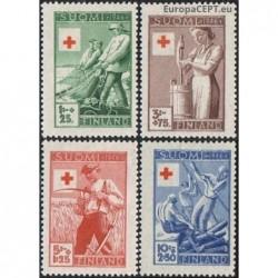 Finland 1946. Red Cross