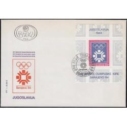 Yugoslavia 1983. Winter...