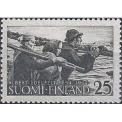 Suomija 1954. Paveikslas