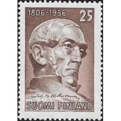 Finland 1956. Johan Vilhelm...