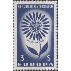 10x Austrija 1964. Europa...