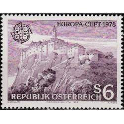 10x Austria 1978. Europa...