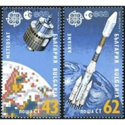 10x Bulgarija 1991. Europa...