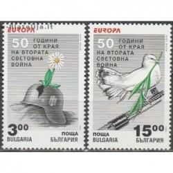 10x Bulgarija 1995. Europa...