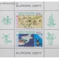 5x Cyprus (Turkey) 1983....