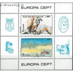 5x Turkų Kipras 1986....
