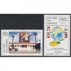 10x Turkų Kipras 1998....